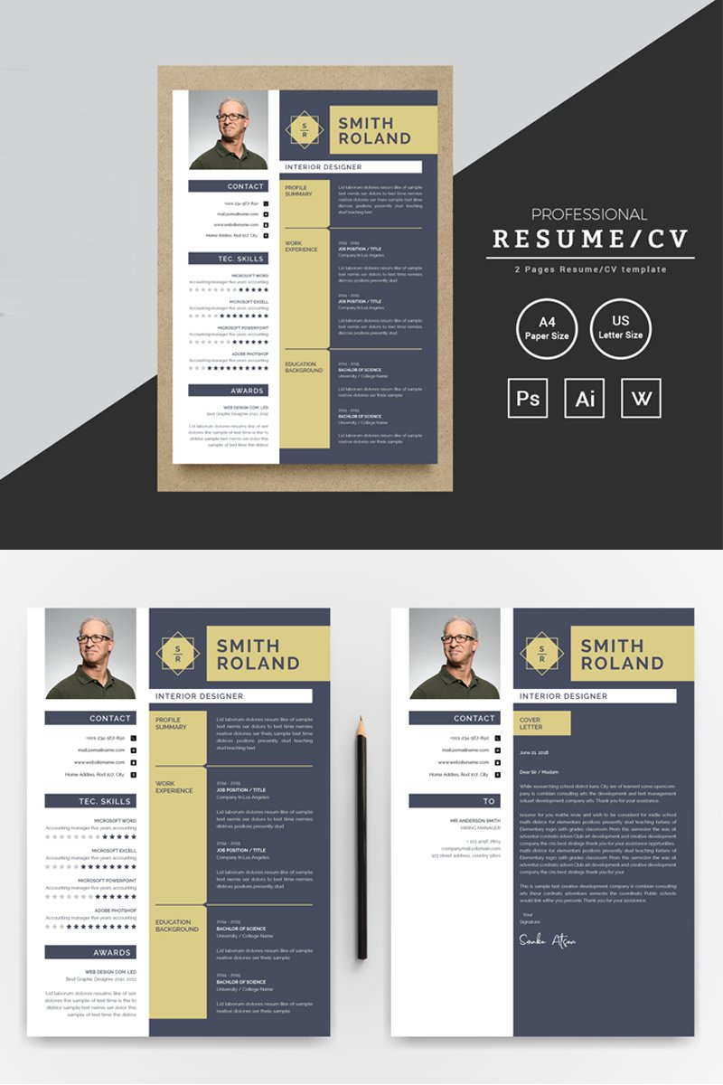 Roland Smith Resume Template Resume Template
