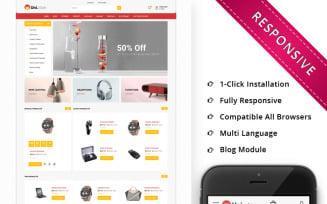 Unistone Mega Store - Responsive OpenCart Template