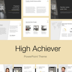 abstract powerpoint templates themes template monster