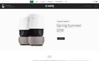 Elefy Digital Store PrestaShop Theme