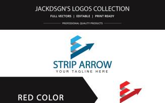 Strip arrow