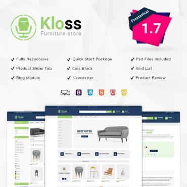 Купить  пофессиональные PrestaShop шаблоны. Купить шаблон #75685 и создать сайт.