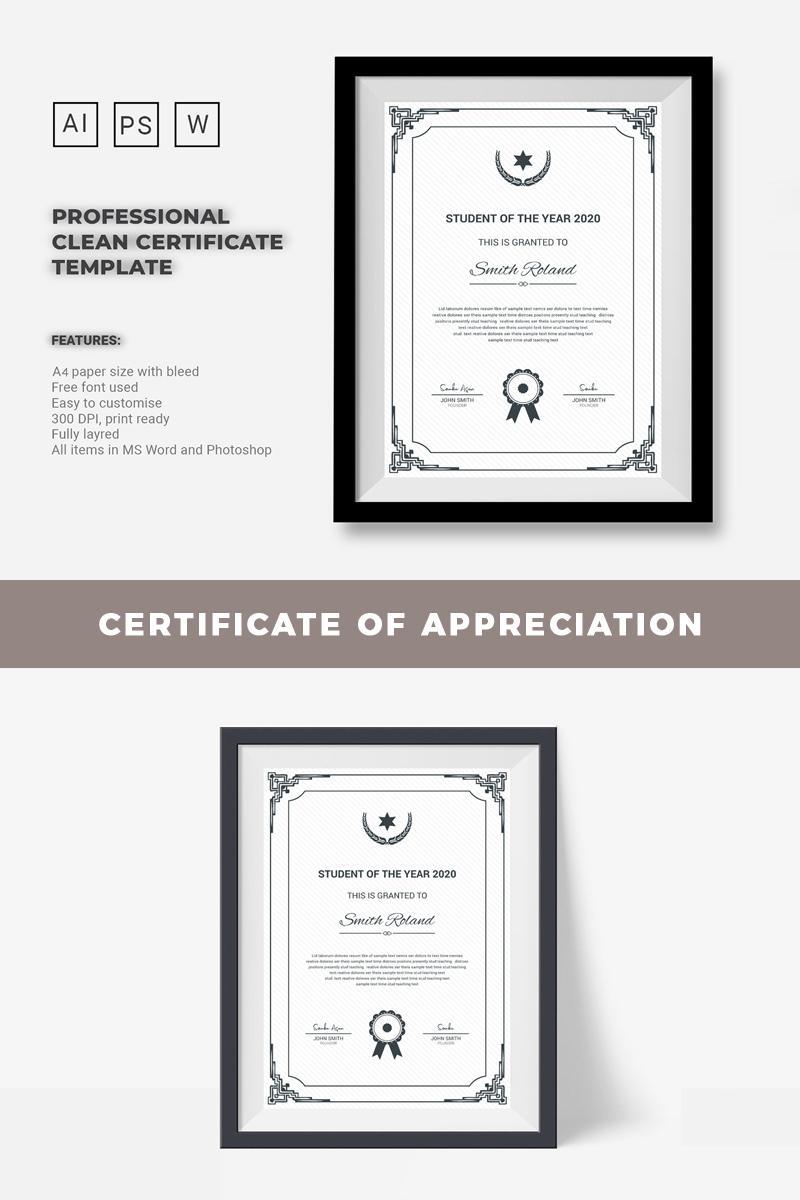 Pletion Certificate Template
