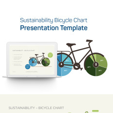 electronic powerpoint template templatemonster
