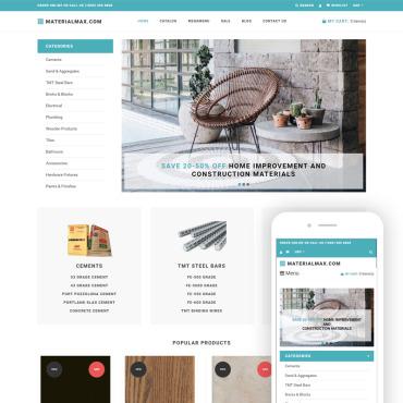 Купить  пофессиональные Shopify шаблоны. Купить шаблон #75700 и создать сайт.