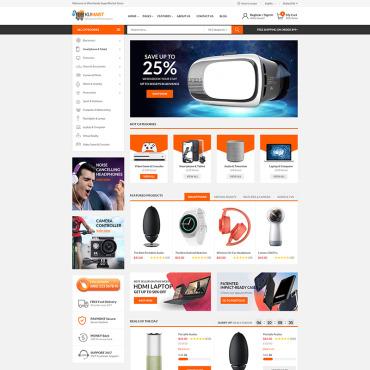 Купить  пофессиональные WooCommerce шаблоны. Купить шаблон #75790 и создать сайт.