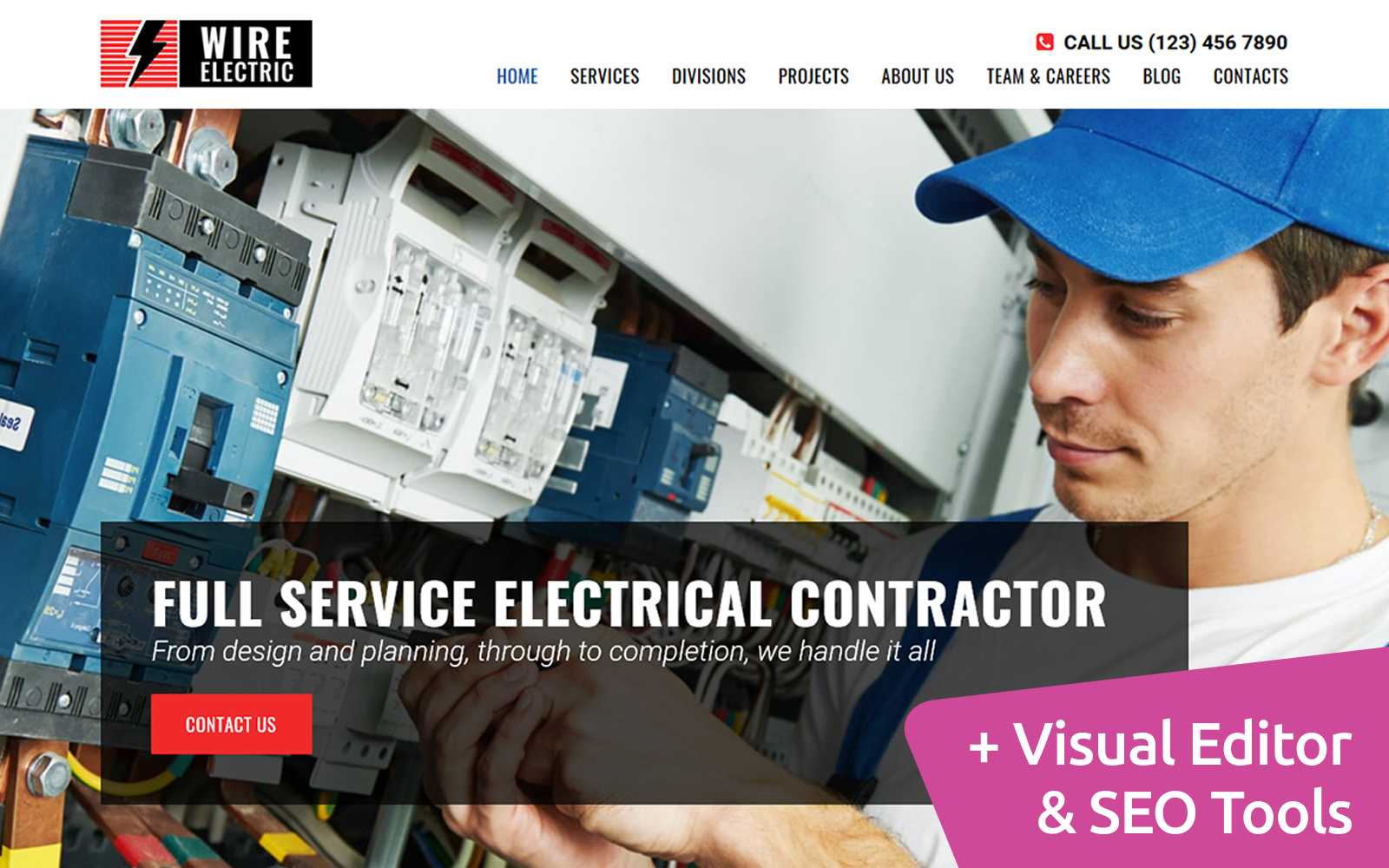 Wire - Electrical Company №75773