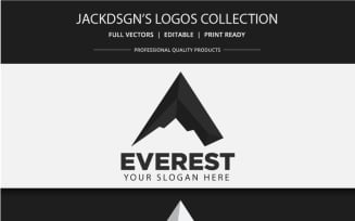 Everest Logo Template