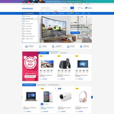 Купить  пофессиональные WooCommerce шаблоны. Купить шаблон #75956 и создать сайт.