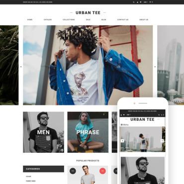 Купить  пофессиональные Shopify шаблоны. Купить шаблон #75971 и создать сайт.