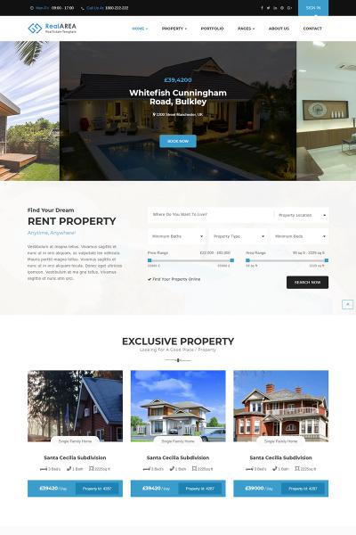 RealArea - RealEstate