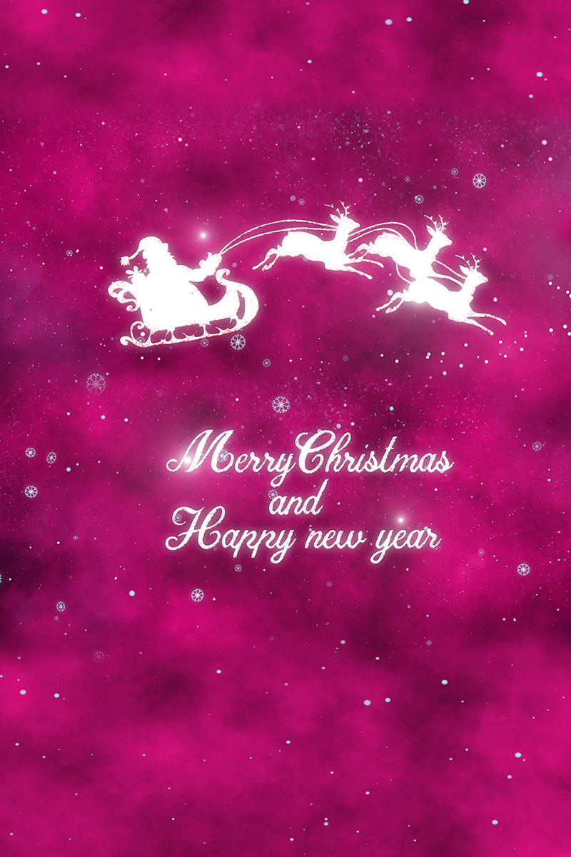 "Tema After Effects Intro #75969 ""Christmas Title"" - screenshot"