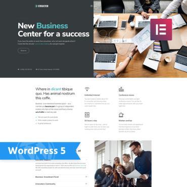 Купить  пофессиональные WordPress темы. Купить шаблон #76028 и создать сайт.