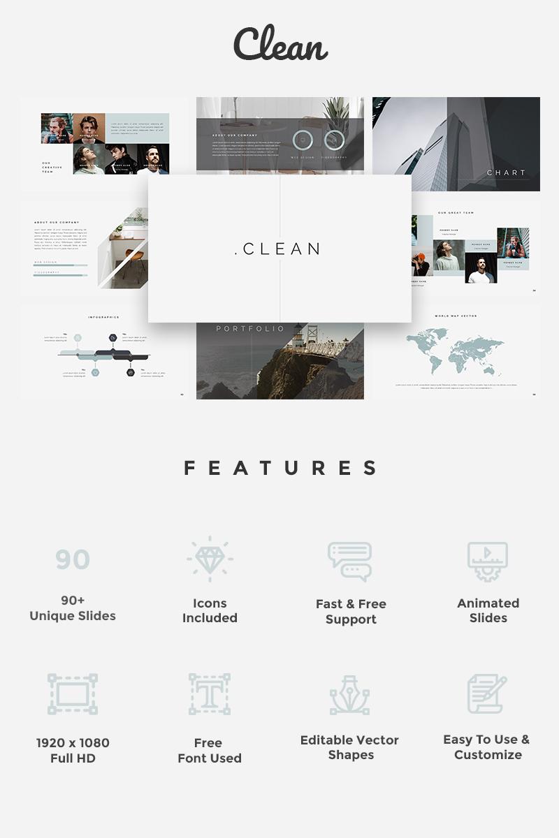 Clean Creative №76124