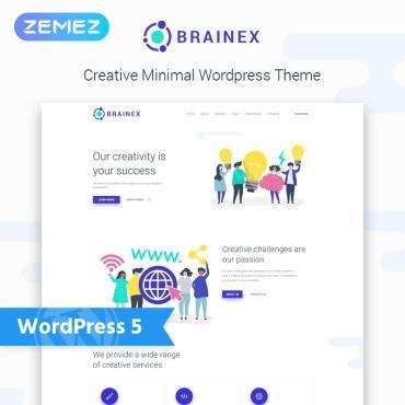 Купить  пофессиональные WordPress темы. Купить шаблон #76272 и создать сайт.