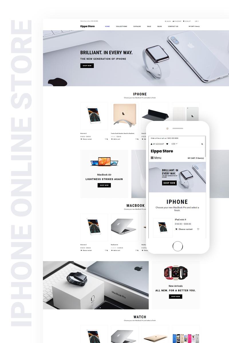 Eppla Store - Electronics & Gadgets Clean Shopify Theme