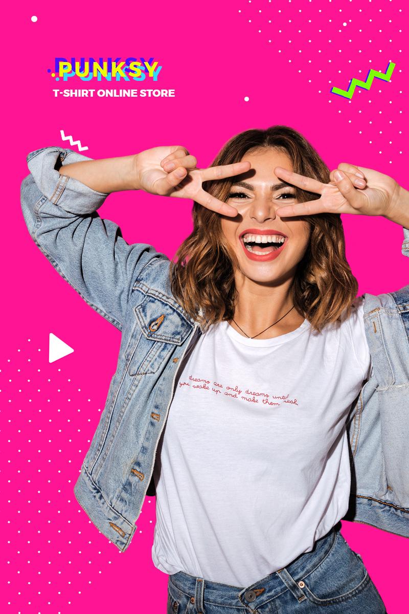 PUNSKY - Fashion & Beauty Creative Shopify Theme