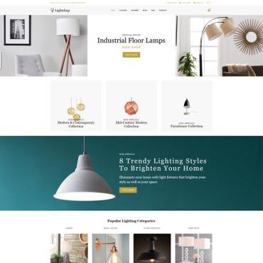 Купить  пофессиональные Shopify шаблоны. Купить шаблон #76329 и создать сайт.
