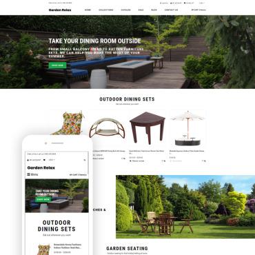 Купить  пофессиональные Shopify шаблоны. Купить шаблон #76330 и создать сайт.