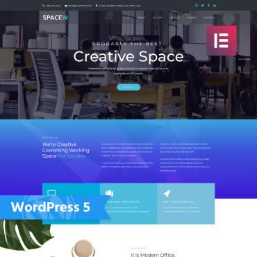 Купить  пофессиональные WordPress темы. Купить шаблон #76334 и создать сайт.