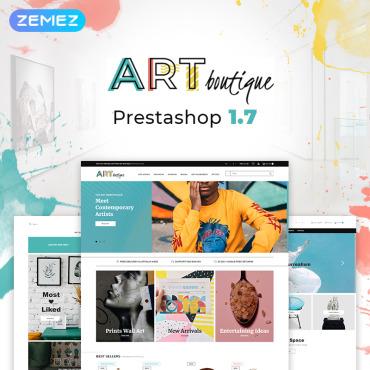 Купить  пофессиональные PrestaShop шаблоны. Купить шаблон #76349 и создать сайт.