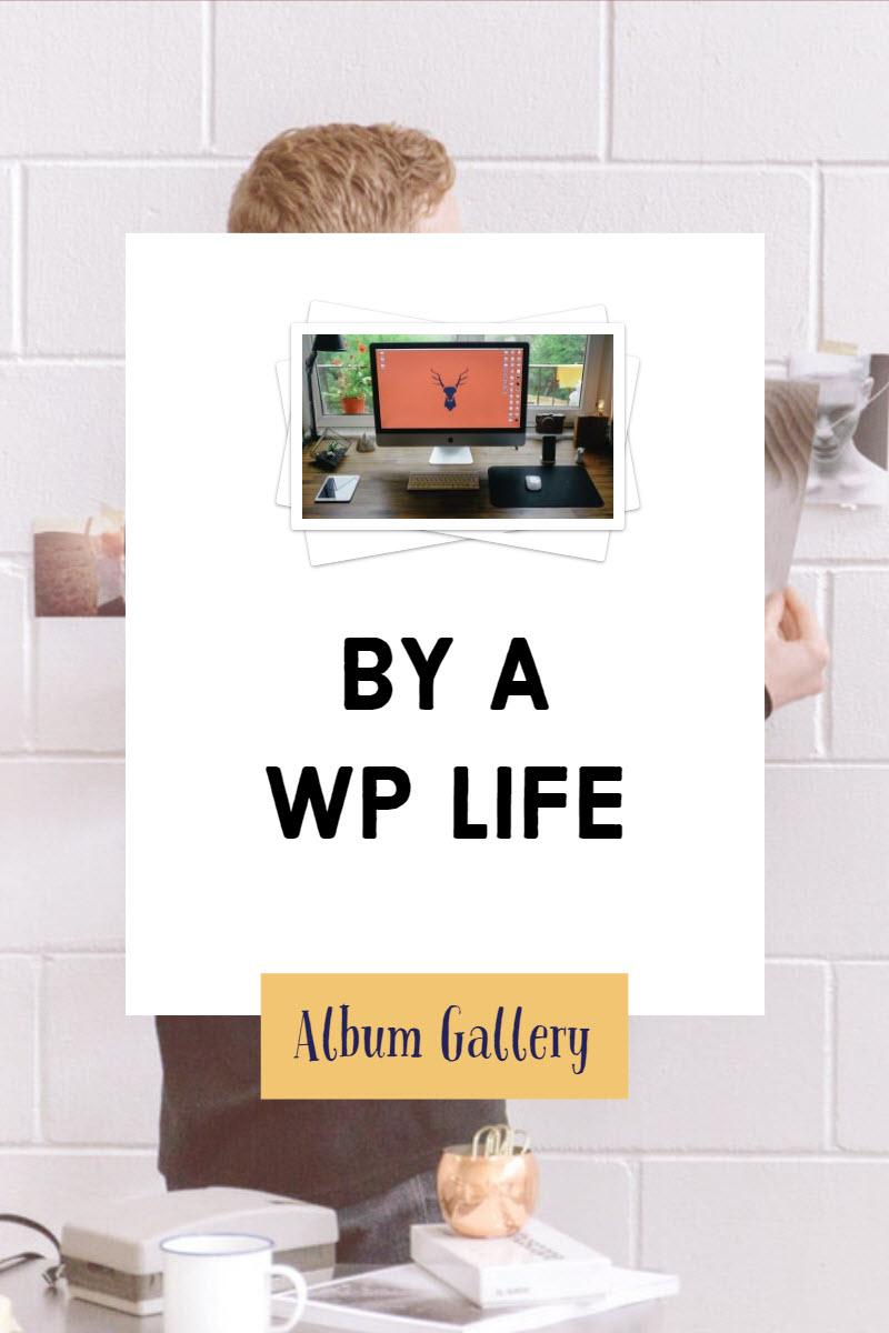 """Album Gallery"" - адаптивний WordPress плагін №76323"