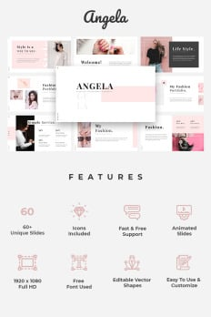 Powerpoint Templates Tumblr Template Monster