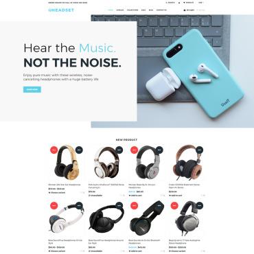 Купить  пофессиональные Shopify шаблоны. Купить шаблон #76443 и создать сайт.