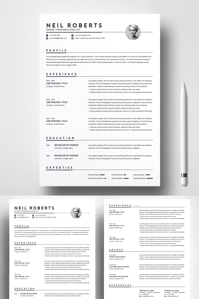 cv template for hospitality industry.html