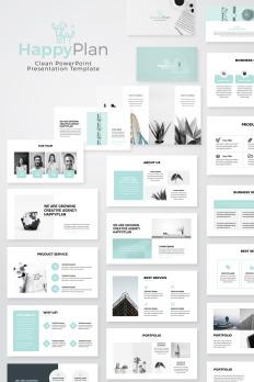 Powerpoint Templates Handwriting Template Monster