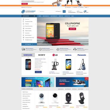 Купить  пофессиональные WooCommerce шаблоны. Купить шаблон #76531 и создать сайт.