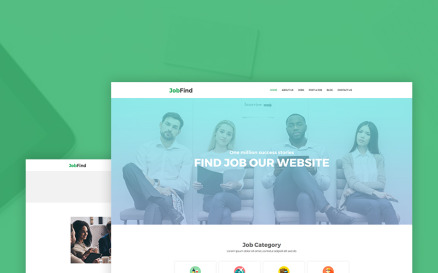 JobFind - Job Board WordPress Theme