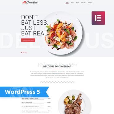 Купить  пофессиональные WordPress темы. Купить шаблон #76607 и создать сайт.