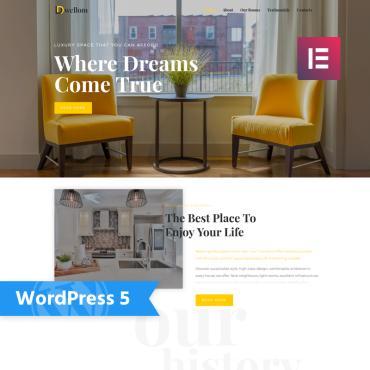 Купить  пофессиональные WordPress темы. Купить шаблон #76646 и создать сайт.