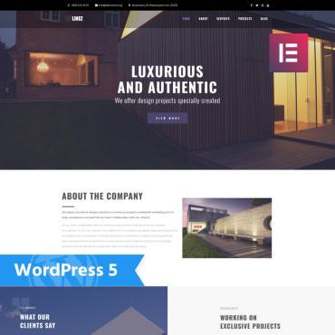 Купить  пофессиональные WordPress темы. Купить шаблон #76647 и создать сайт.