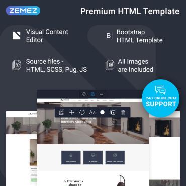 Купить  пофессиональные Bootstrap и html шаблоны. Купить шаблон #76650 и создать сайт.