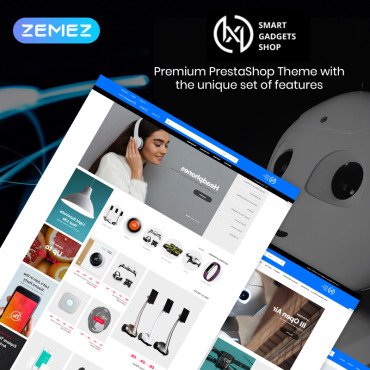 Купить  пофессиональные PrestaShop шаблоны. Купить шаблон #76730 и создать сайт.