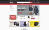 """Bianco - The Best Store"" 响应式WooCommerce模板"