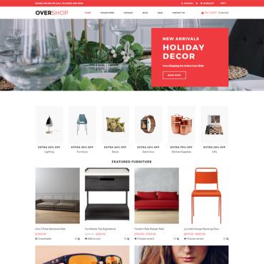 Купить  пофессиональные Shopify шаблоны. Купить шаблон #76909 и создать сайт.