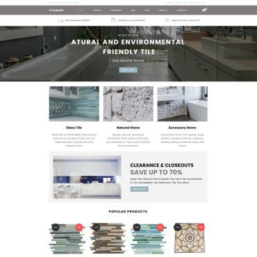 Купить  пофессиональные Shopify шаблоны. Купить шаблон #76940 и создать сайт.