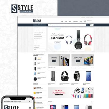 Купить  пофессиональные WooCommerce шаблоны. Купить шаблон #76957 и создать сайт.