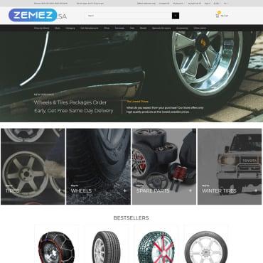 Купить  пофессиональные OpenCart шаблоны. Купить шаблон #76971 и создать сайт.