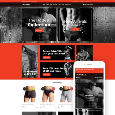 Купить  пофессиональные Shopify шаблоны. Купить шаблон #76975 и создать сайт.