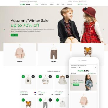 Купить  пофессиональные Shopify шаблоны. Купить шаблон #76991 и создать сайт.