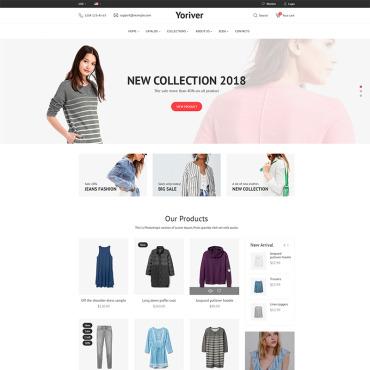 Купить  пофессиональные WooCommerce шаблоны. Купить шаблон #76995 и создать сайт.