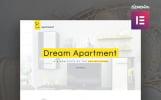 Dream Apartament - Real Estate Modern WordPress Theme