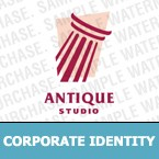 Corporate Identity: Antique Templates