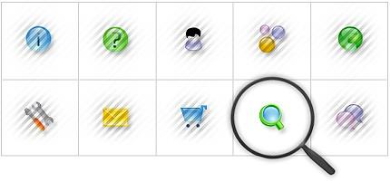 Icon Set Template 7797 Screenshots