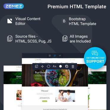 Купить  пофессиональные Bootstrap и html шаблоны. Купить шаблон #77040 и создать сайт.