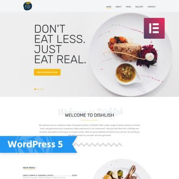 Купить  пофессиональные WordPress темы. Купить шаблон #77146 и создать сайт.